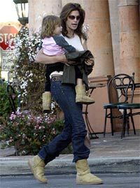 UGG Boots Cindy Crawford