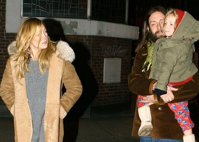 Kate Hudson Ryder Chris Robinson west village manhattan